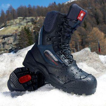 Cпецобувь, рабочая обувь зимняя