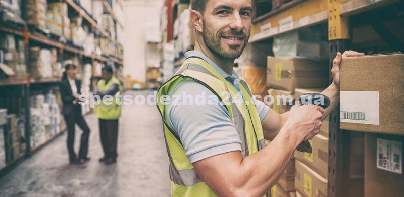 Спецобувь для работников склада